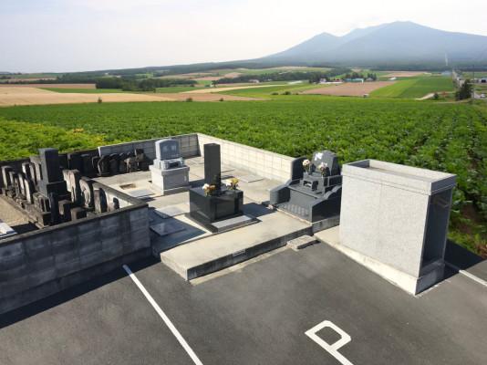 金古町川野共同墓地