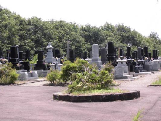 大仙市営 協和苅谷沢墓園