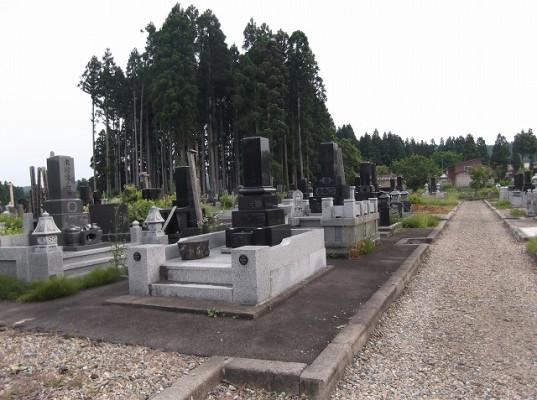 大仙市営 南外金屋墓園