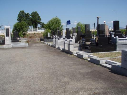 大仙市営 仙北墓地公園