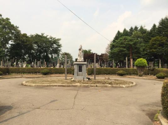 大仙市営 太田北部墓園