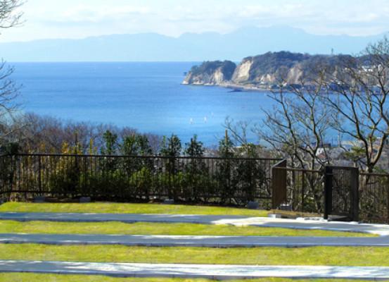 鎌倉材木座霊園「しおさいの丘」