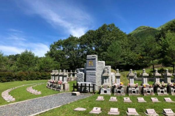 金剛宝寺「天空陵」樹木葬(熊本県)