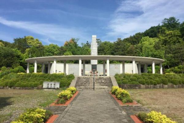 京都市営 深草墓苑