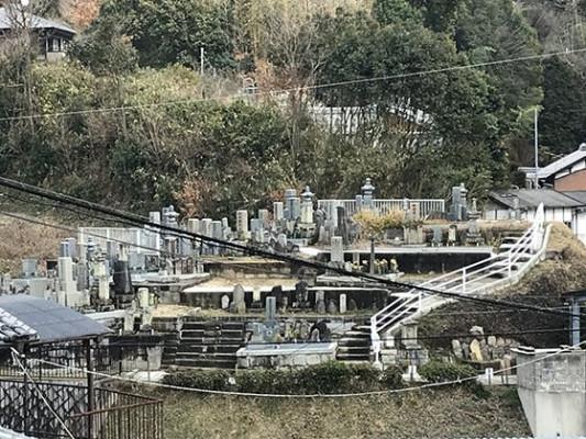 神童子墓地