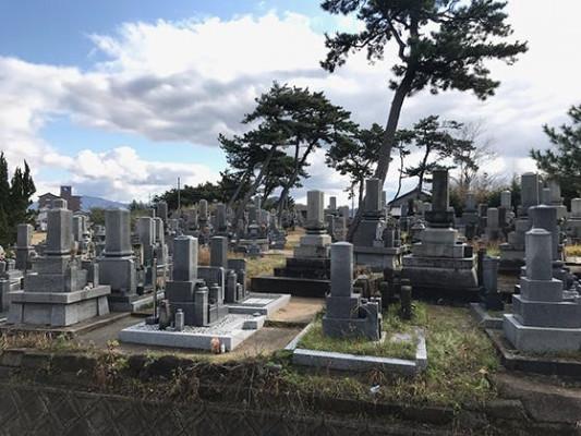 京丹後市営 浅茂川墓地