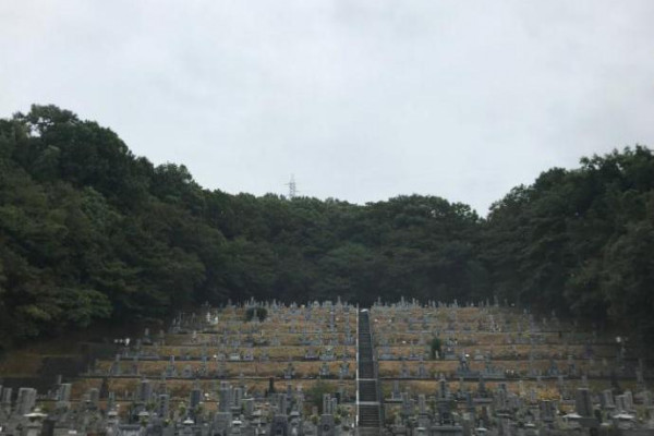 下松市営 旗岡第1墓地