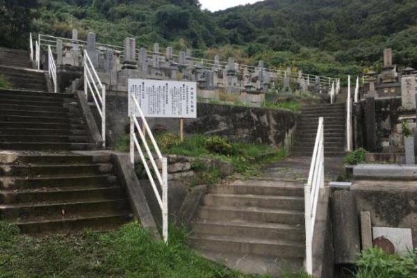 周南市営 石仏墓地