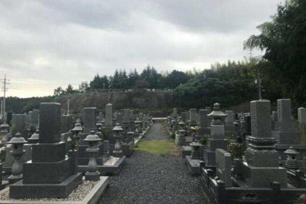 岩国市営 岩国梅が丘墓園
