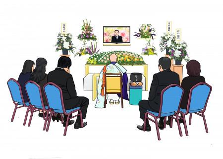 家族葬ってどんなお葬式?メリット・デメリットや料金の内訳も紹介