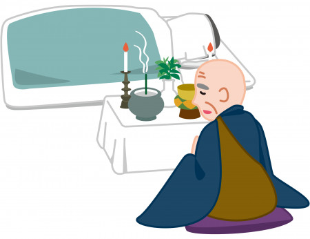 枕経とは?何のために亡くなった方へ枕経を行うのか、実際のお布施の相場とは