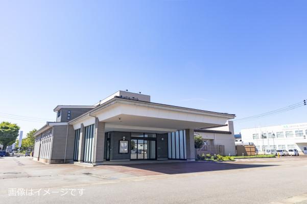 勝央町営長尾山斎場
