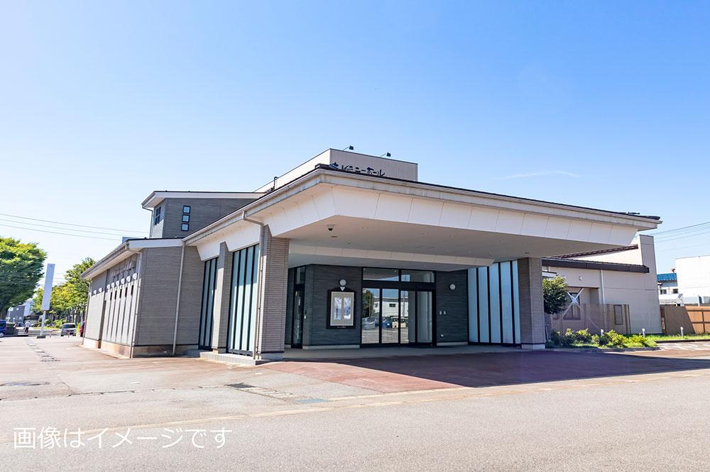 新潟市青山斎場